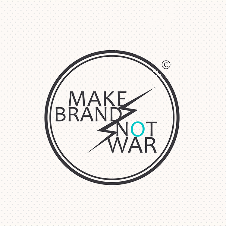 Make Brand Not War