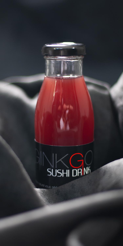 Ginkgo Drink